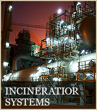 INCINERATIOR SYSTEMS
